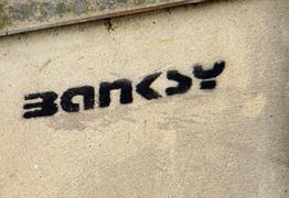 Bristol Banksy Walking Tour - Banksy Tag