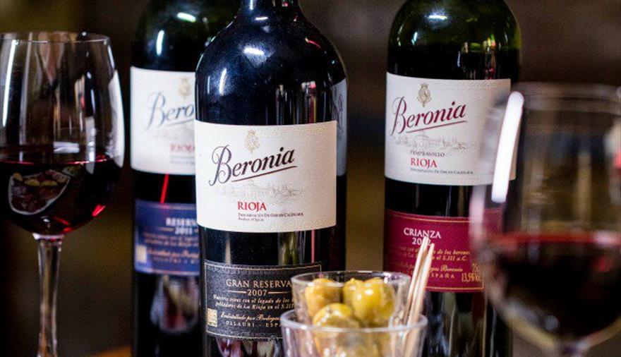 Rioja Dinner with Fiona Beckett