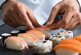 Sushi Masterclasses at Yakinori Bristol