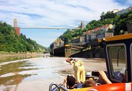 Avon Gorge Trip with Bristol Ferry Boats