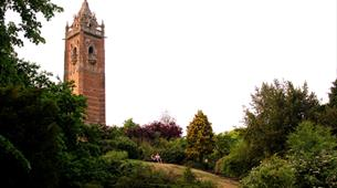 Cabot Tower and Brandon Hill Bristol