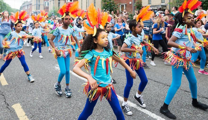 St Pauls Digital Carnival