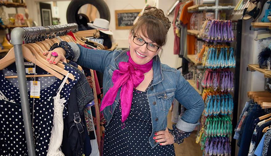 Personal Stylist Charity Shop Tours Image 1