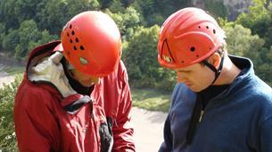 Climb the avon gorge with Adventurous Activity Company