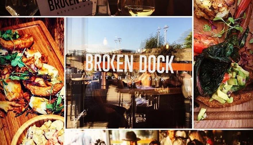 Broken Dock Bristol