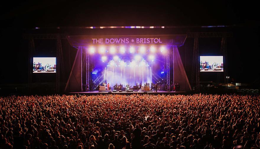 The Downs Festival in Bristol