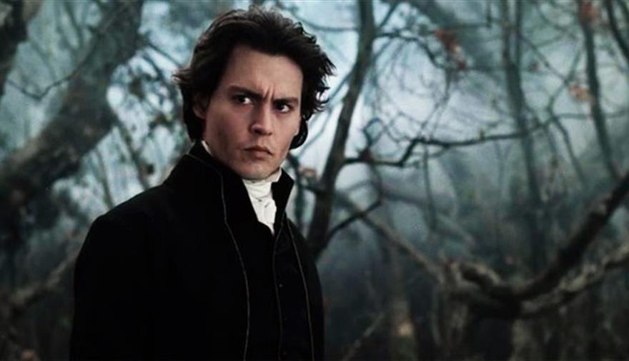 Taste Along to Sleepy Hollow with Conjurers Kitchen at Arnos Vale Cemetery