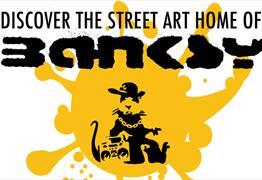 Street art tour, Bristol