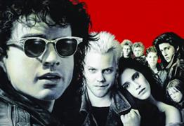 The Lost Cinema: The Lost Boys at Salisbury Cathedral