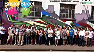 Bristol Street Art Walking Tours