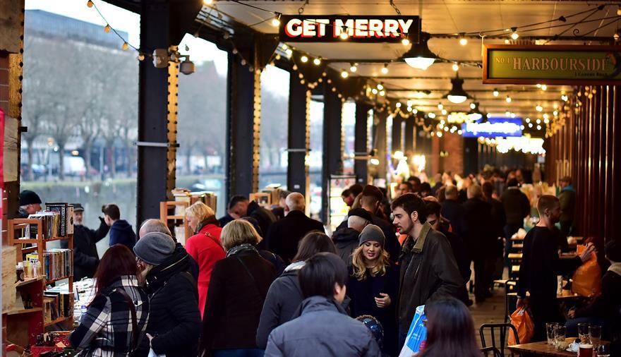 The Harbourside Christmas Market