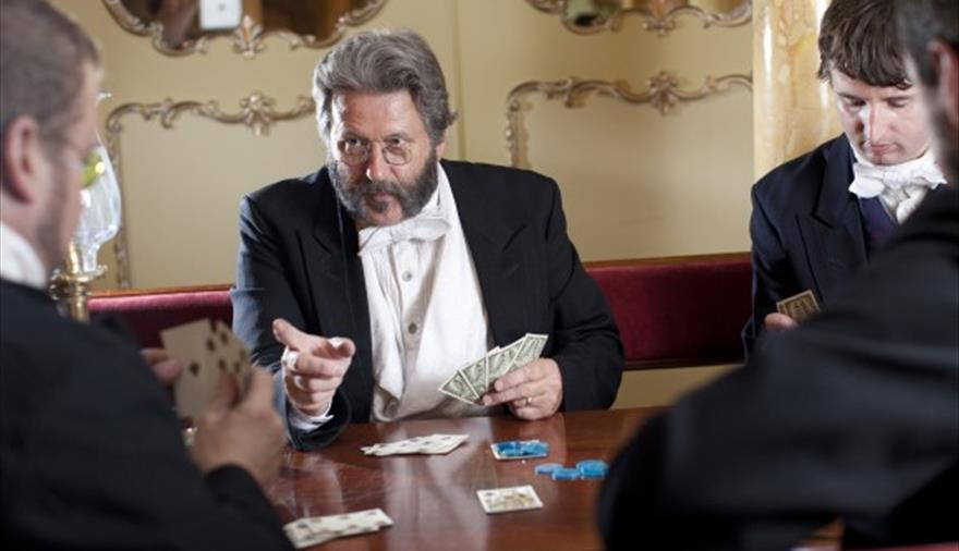 Murder Mystery Dinner at Brunel's SS Great Britain