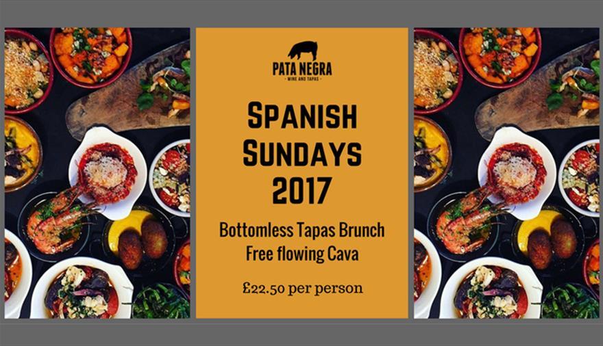 Spanish Sundays at Pata Negra
