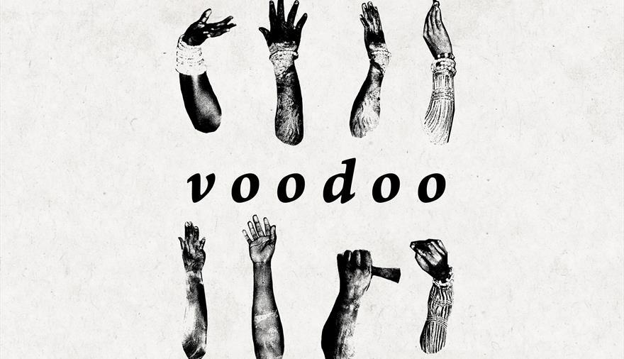 Immersive Voodoo Dinner Party at Corner 77