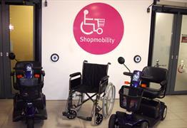 Bristol Shopmobility