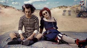 Still from Tim Burton's SWEENEY TODD