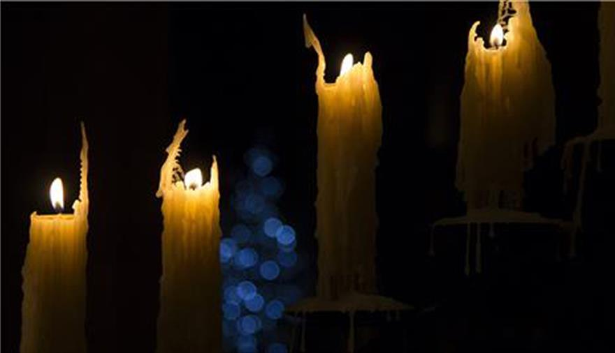 The Advent Procession at Bristol Cathedral