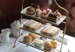 Afternoon Tea at Thornbury Castle