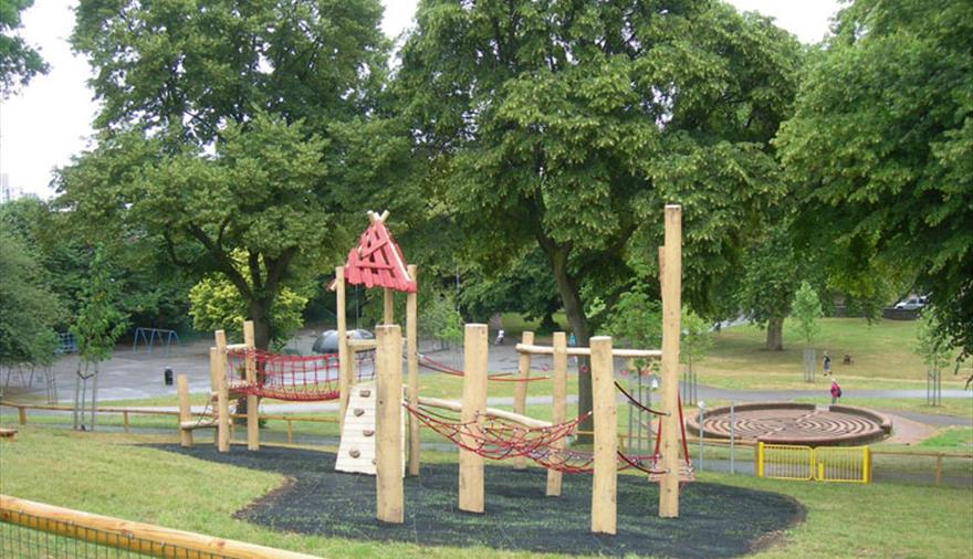 Victoria Park Playgrounds