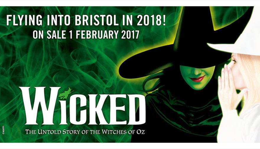 Wicked at Bristol Hippodrome