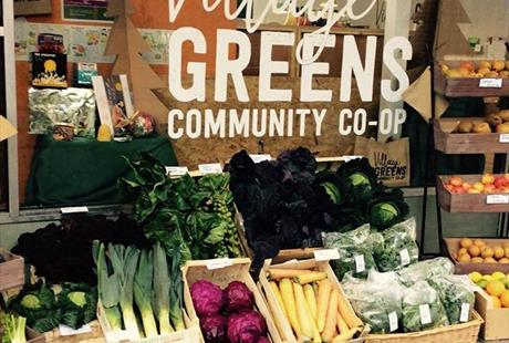 Village Greens Community Coop Prestwich