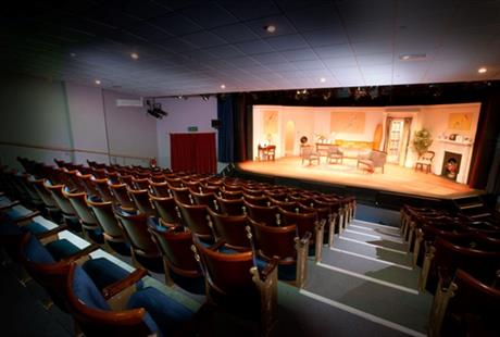 Theatre Royal Stage