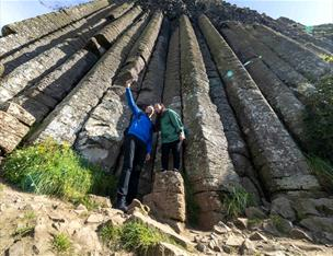 Away A Wee Walk | The Giant's Causeway