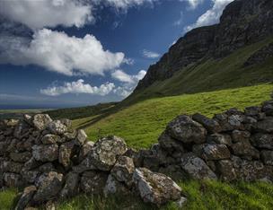 Dothraki Grasslands | Binevenagh Mountain