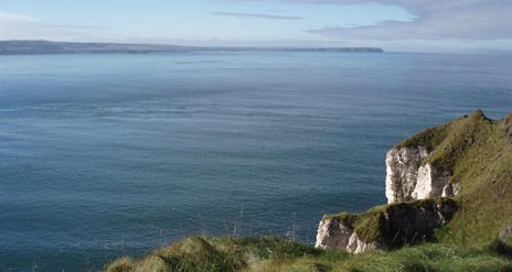 Rathlin Kebble Cliff Walk