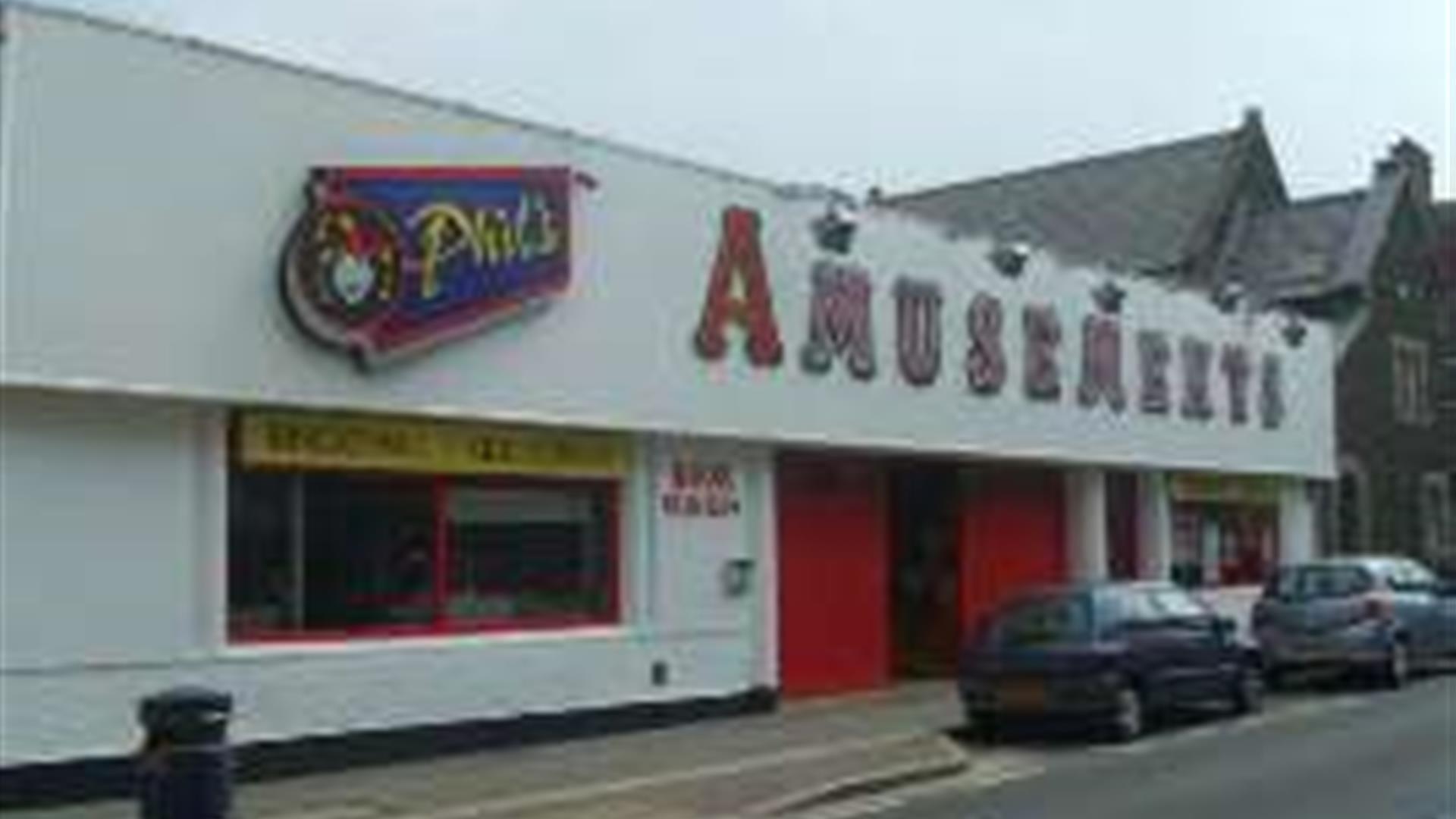 Phils Family Amusements & Bingo Hall