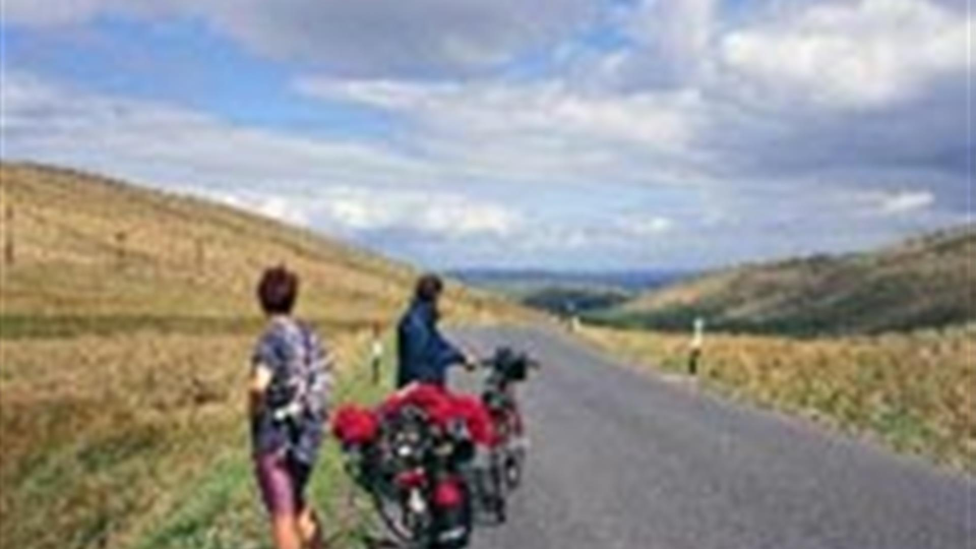 Glens of Antrim Cycle Route