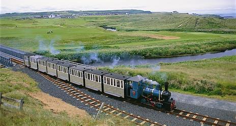Heritage Railway Path