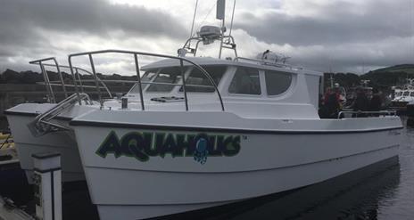 Aquaholics Dive Centre and Sea Safari's