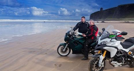 Causeway Coast & Glens by Motorcycle