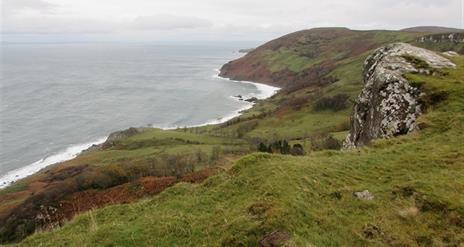 Fairhead Murlough View Walk