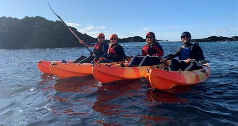 Xplore Outdoors Kayak Trips