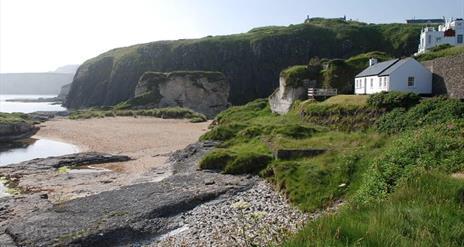 Ballintoy Beach Cottage