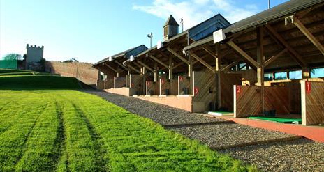 Driving Range & Golf Academy, Roe Park Resort