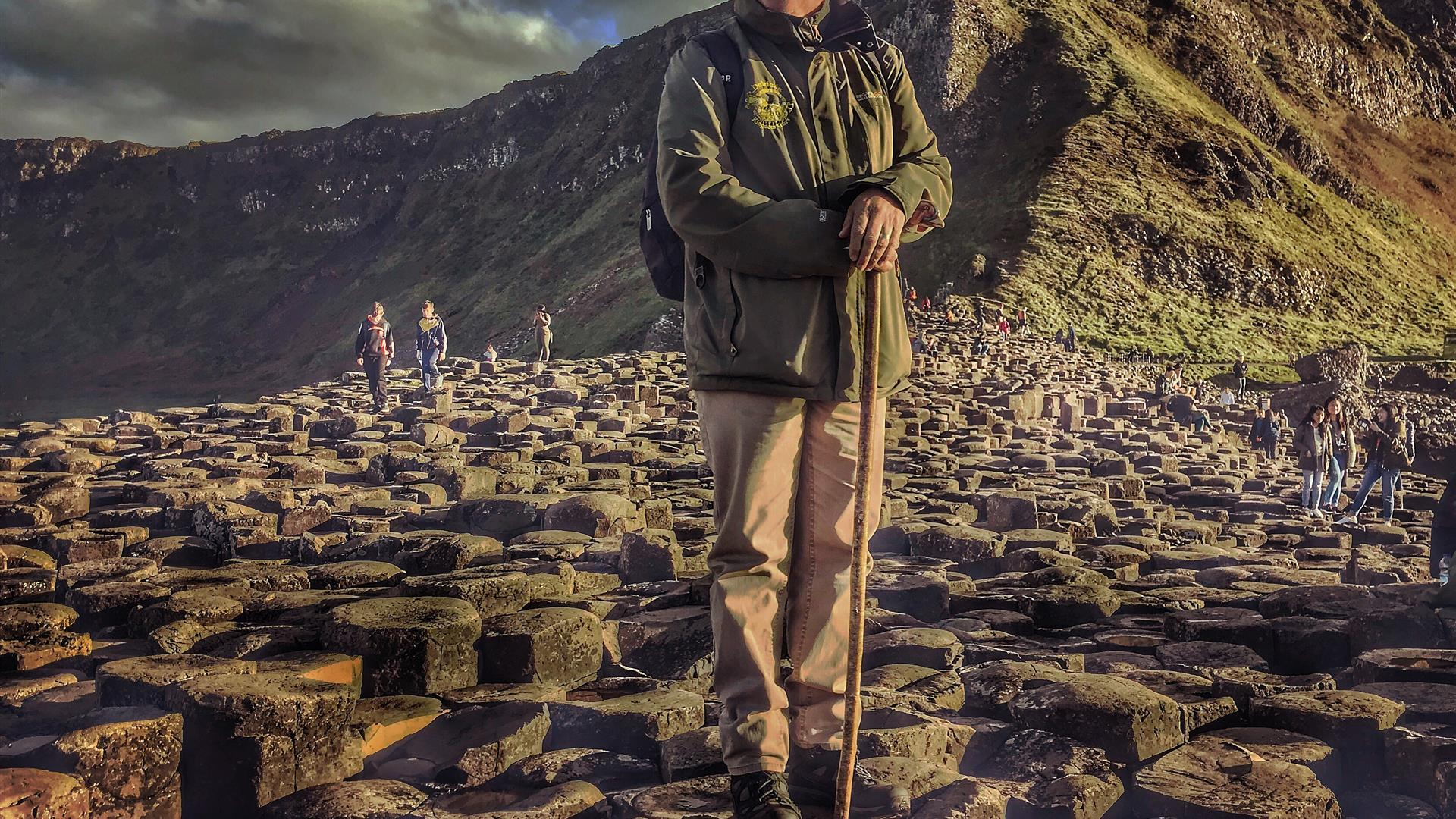 The Giants Causeway Guided Tour with Dalriada Kingdom Tours