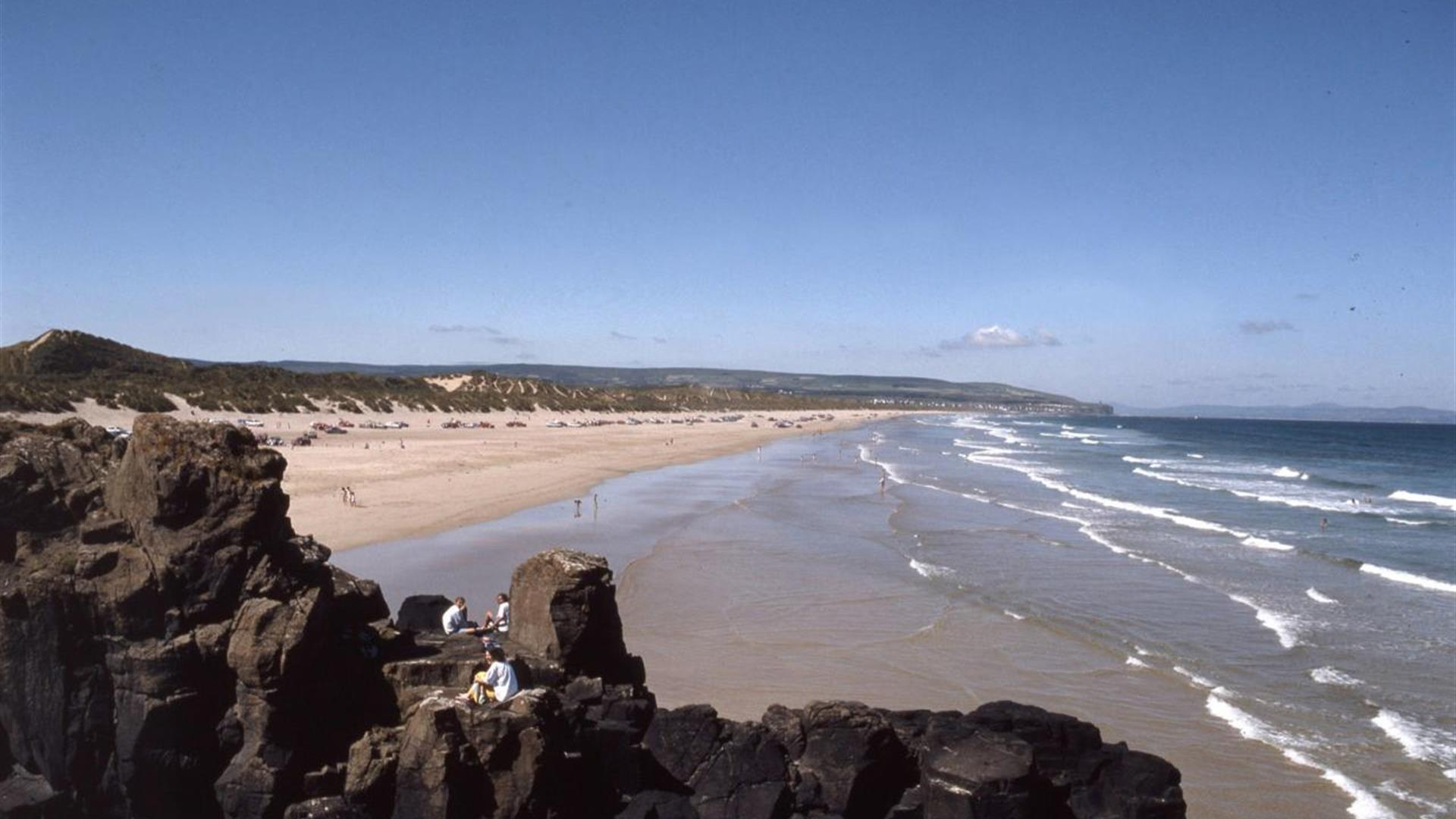 Portstewart Strand and Barmouth