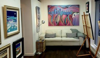 'Margey & Bjourson Art' Studio & Gallery