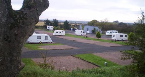 Ballymacrea Touring Caravan Park