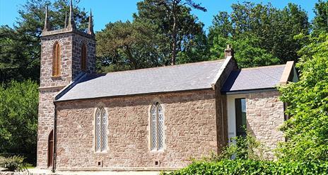 Old Church Centre Cushendun