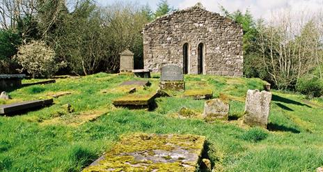 Dungiven Priory and O'Cahan's Tomb