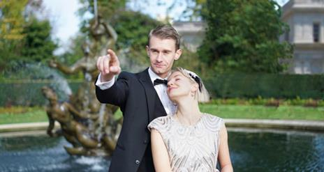 The Great Gatsby at The Riverside Theatre