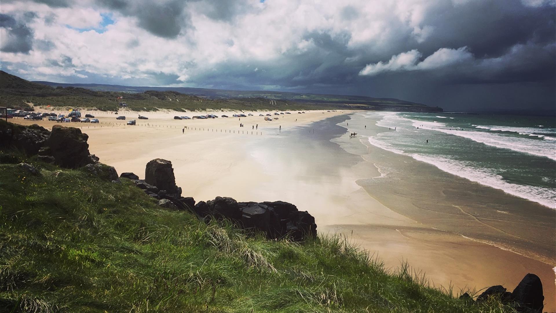 Portstewart Strand -  Sand Dune & Estuary Trail