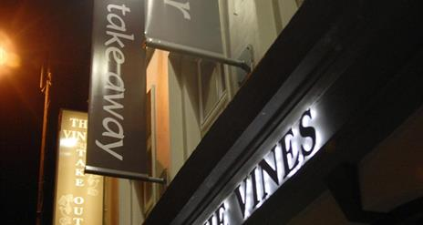The Vines Winebar
