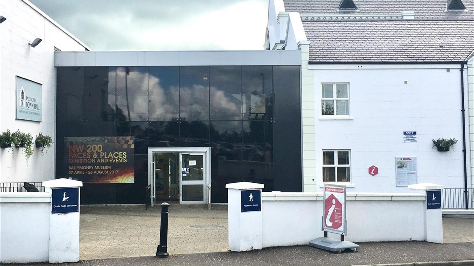 Ballymoney Visitor Information Centre