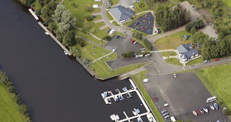 Drumaheglis Marina Caravan Park