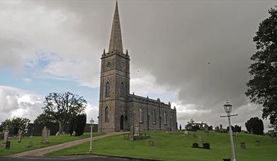 Tamlaght Finlagan Old Church and Graveyard